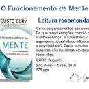 Em Liderança Multidimensional Augusto Cury é adotado como mentor